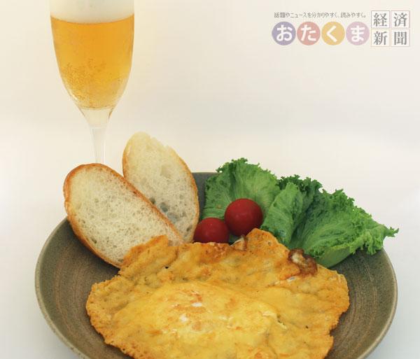 マーベラス!話題の「チーズエッグ」は噂通りの美味しさだった