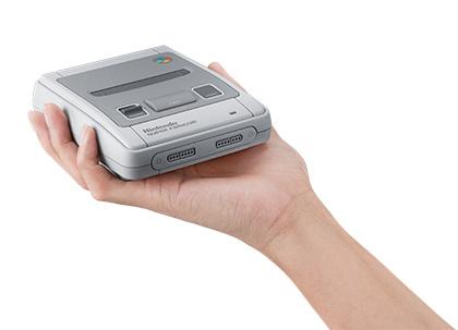 手乗りサイズの『スーパーファミコン』10月5日発売決定 収録タイトルは21作 内1つは世界初リリース