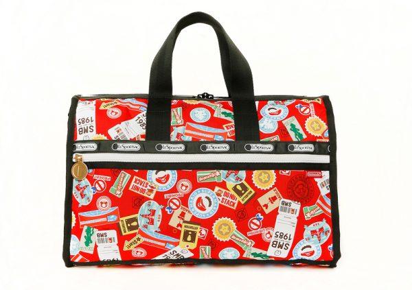 レスポートサックと任天堂がコラボ 超キュートなマリオのバッグ類登場