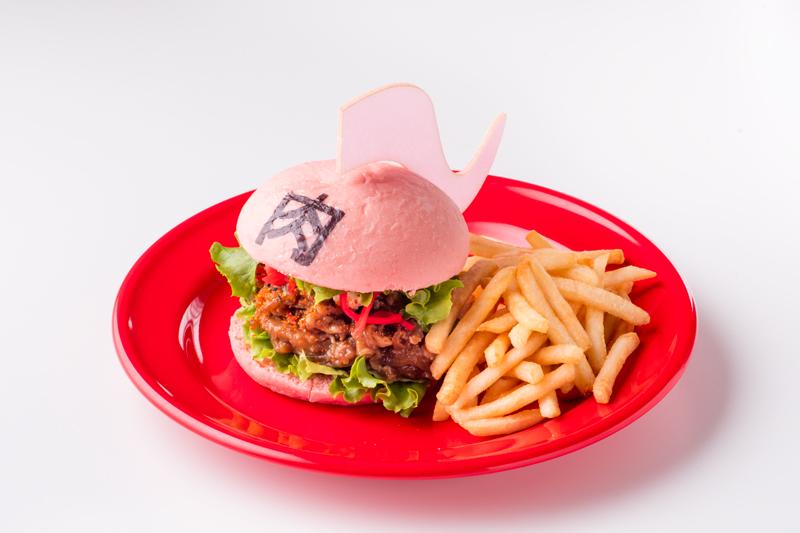 週刊少年ジャンプの名作バーガー祭り『週刊少年ジャンプ展』で開催!7月18日から