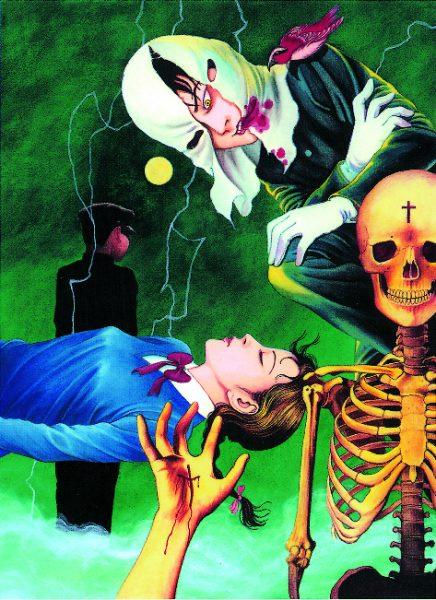 丸尾末広『笑う吸血鬼』が怪奇幻想歌劇として舞台化