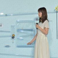 日本初の「おむつピタゴラ」 ゆるゆるうんちの重みでシーソーが…