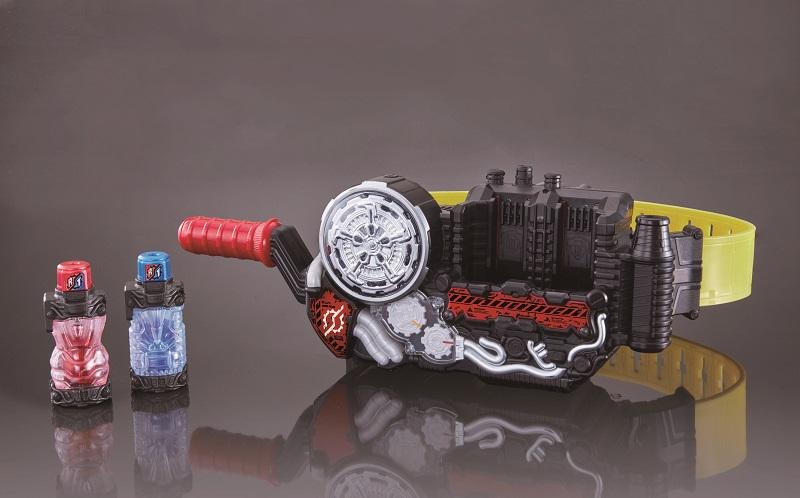 『仮面ライダービルド』変身ドライバーが9月発売!フルボトルを集めてフォームチェンジしよう
