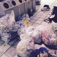 ラブライバー!の素敵な行動が広がる ライブ後の自主的ゴミ拾い…