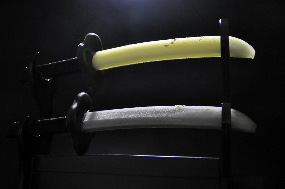 審神者必見!刃物の関市が開発した「日本刀アイス」!