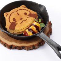 ラスカルパンケーキが超かわいい!「世界名作劇場」カフェ、岡山…
