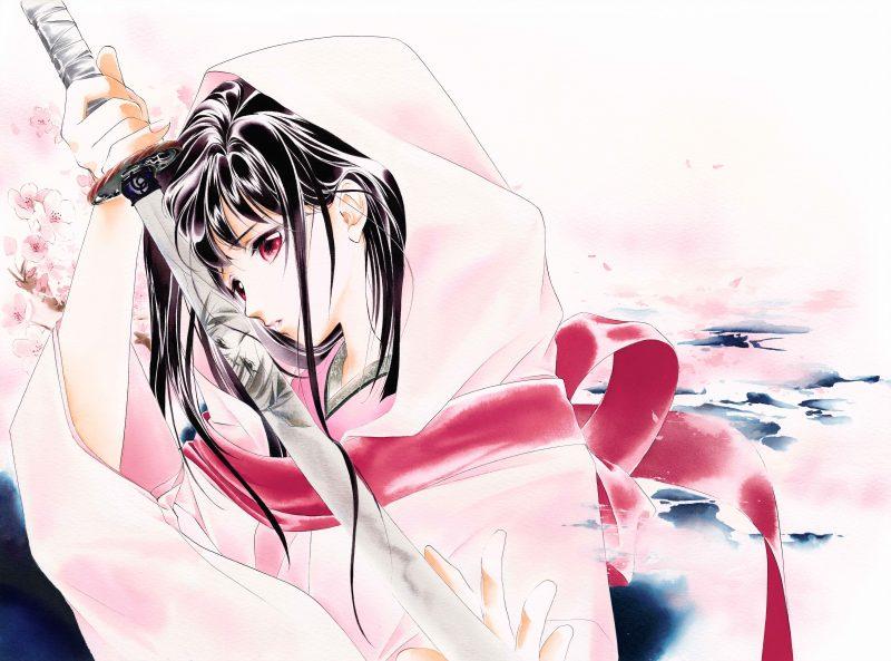 『吸血姫美夕』等の垣野内成美氏「全版画展」が東京・大阪で開催決定