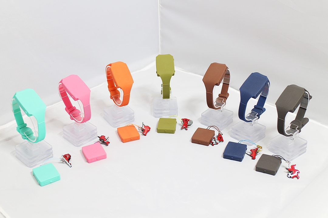 触感時計「タック・タッチ」って腕時計が不思議に面白い!千葉発のバリアフリーな腕時計