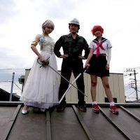 『屋根の上のコスプレイヤー対策サービス』を奈良の会社が開始 …