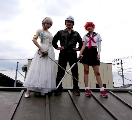 『屋根の上のコスプレイヤー対策サービス』を奈良の会社が開始 え、どういうこと?