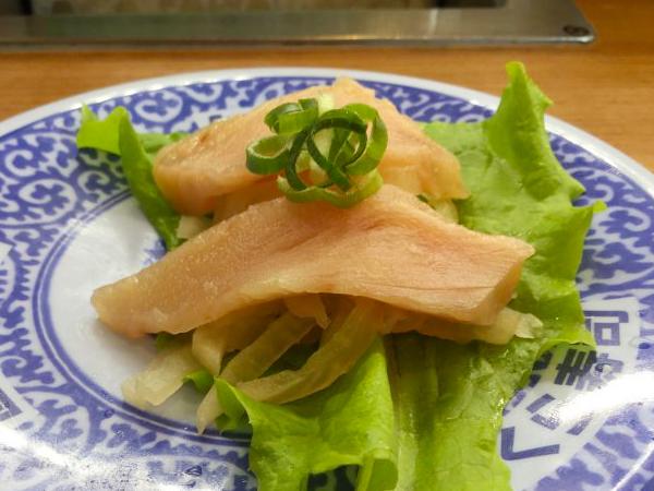 シャリが大根の酢漬け!?くら寿司の『糖質オフシリーズ』食べてみた