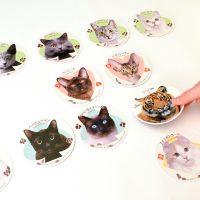 「猫ならべ」に「猫のしっぽ」ができるよ!54種の猫の写真で…