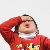 【看護師コラム】風邪の罹患頻度が高い子ほどメンタルが弱くな…