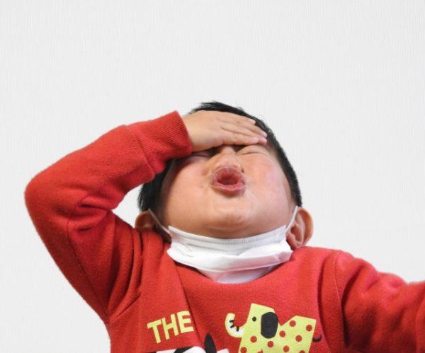 【看護師コラム】風邪の罹患頻度が高い子ほどメンタルが弱くなる?