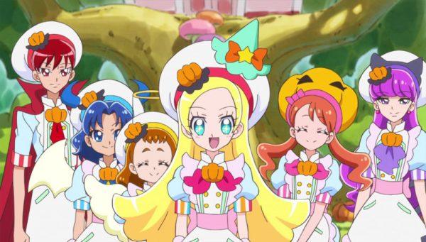 『映画キラキラ☆プリキュアアラモード』につながるエピソードが10月22日放送