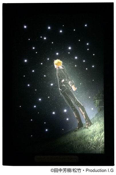 『銀河英雄伝説』よりLED内蔵の星々が煌めくアートボード発売決定 「俺は宇宙を手に入れることが出来ると思うか?」