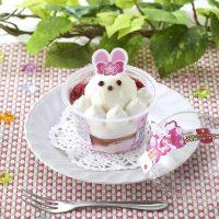 プリキュア『アニマルスイーツ うさぎショートケーキ』がローソ…