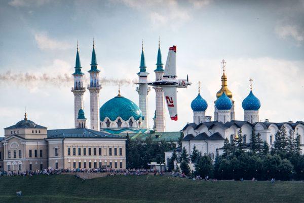 カザンでは2年連続の開催(Predrag Vuckovic/Red Bull Content Pool)