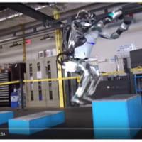 ソフトバンク傘下企業の人型ロボット「Atlas」がガンダム…