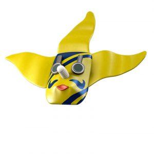 安眠フルフェイスマスク