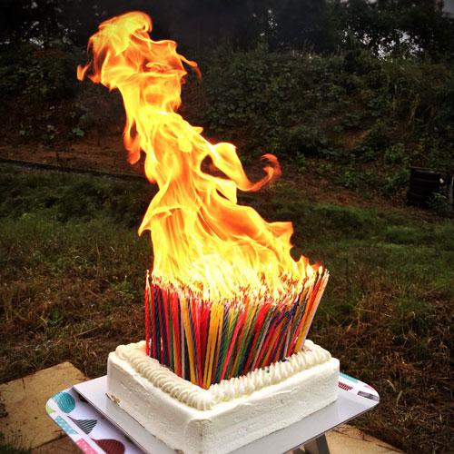 伊達政宗公の誕生日を全力でお祝いした結果……燃え盛る愛がアツイ展開に