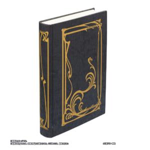 『仮面ライダーW』のフィリップの本が登場!ゾクゾクするねぇ…
