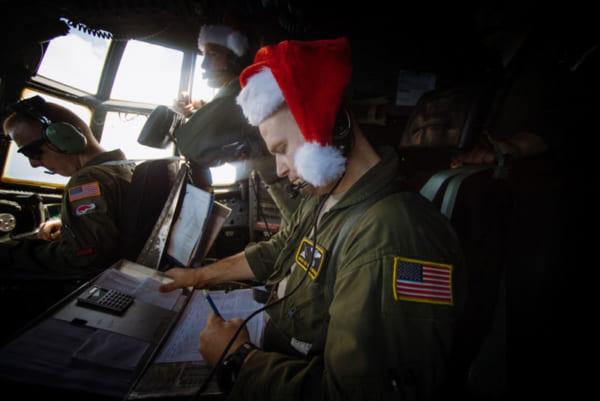 航空自衛隊も参加するアメリカ空軍の「クリスマス・ドロップ作戦」12月11日スタート