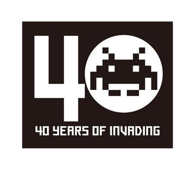 スペースインベーダー40周年記念しSteamでの展開決定