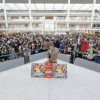 松本梨香、アルバム発売イベントに千人が集結! FNS歌謡祭で…