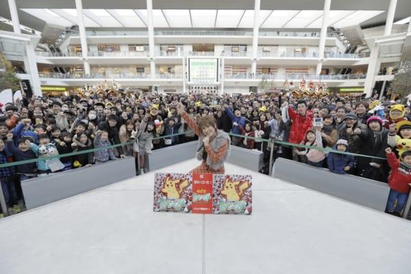 松本梨香、アルバム発売イベントに千人が集結! FNS歌謡祭での歌唱も決定