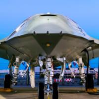 ボーイングがアメリカ海軍の無人空中給油機・MQ-25スティン…
