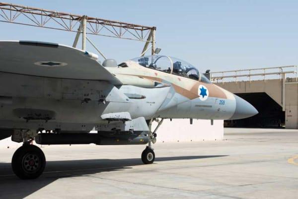 イスラエル空軍のF-15Iが導入20周年を迎える