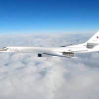 ロシアの爆撃機Tu-160をベルギー軍・イギリス軍が連携スク…