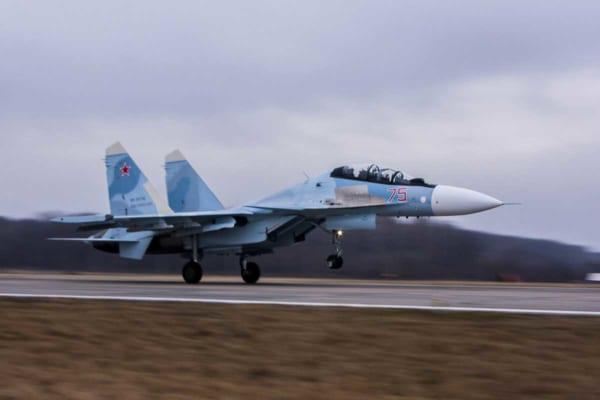 ミャンマー空軍がロシアからSu-30戦闘機を導入決定