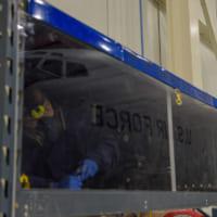 手作り感満載!アメリカ空軍の燃料タンク・シミュレータ