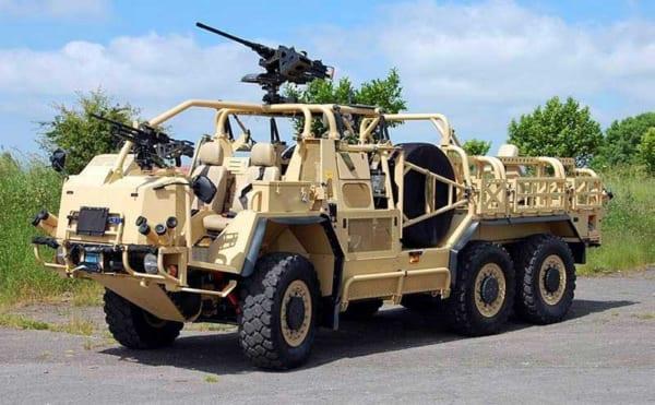 ニュージーランド陸軍特殊部隊が新型車両を導入