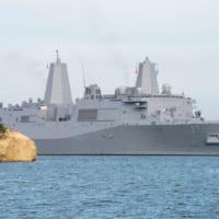 アメリカ海軍が「レーザー砲」搭載予定艦をRIMP…
