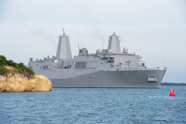 アメリカ海軍が「レーザー砲」搭載予定艦をRIMPACでの旗艦に