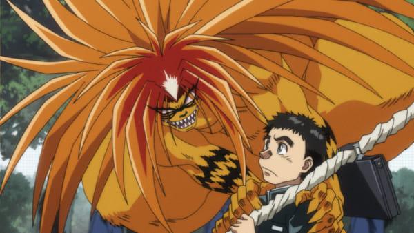 「うしおととら」TVアニメ化3周年記念しAbemaTVで一挙放送決定