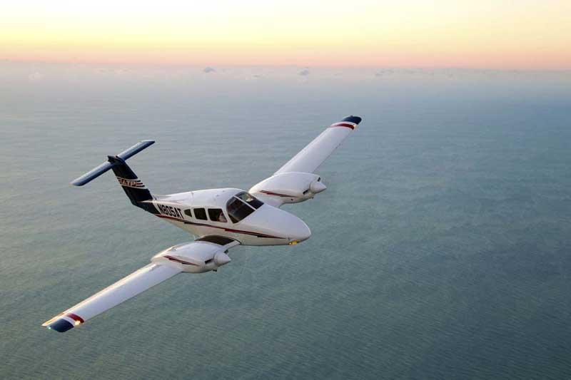 パイパー・セミノール((c)-Piper-Aircraft-Inc.)