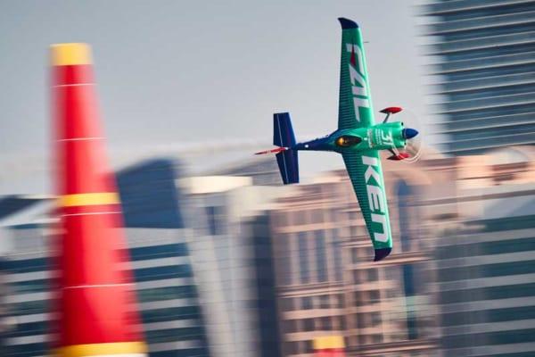 【レッドブル・エアレース】レース機に新しいGPSテレメトリシステムを採用