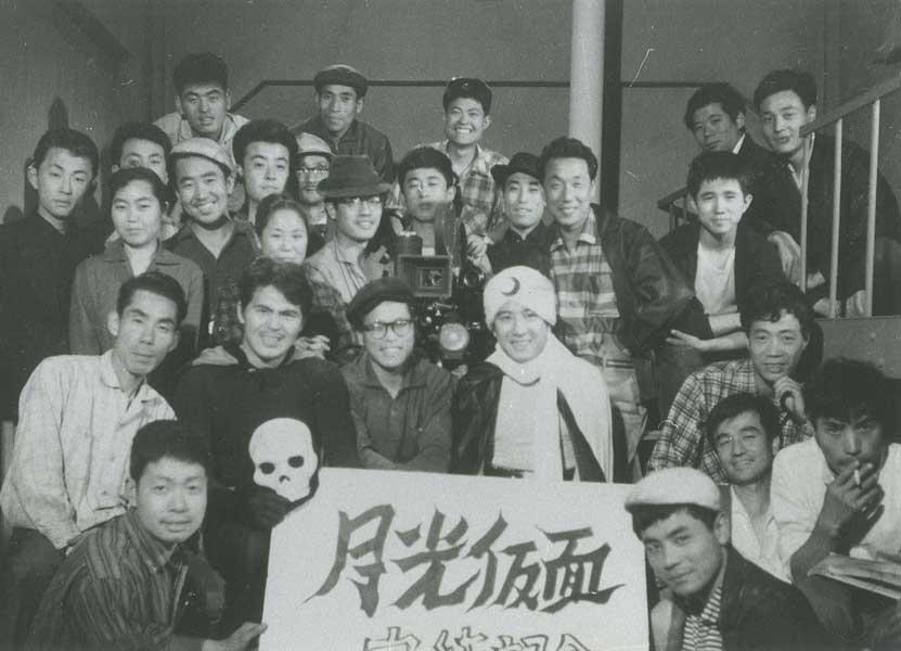 「正義の味方」第1号 誕生60年「月光仮面」の軌跡