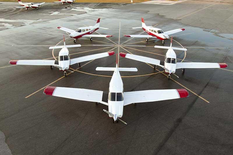 米パイパー、中国の民間航空学校から同社史上最多150機超の練習機を受注