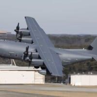 ロッキード・マーティン、400機目のC-130Jを納入