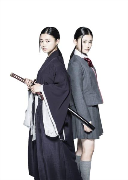杉咲花が実写「BLEACH」で朽木ルキア役に ビジュアルも解禁