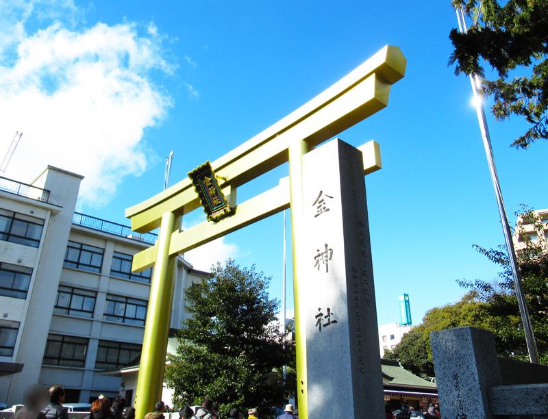 岐阜市のデラゴールドな神社に行って金の文字の御朱印、ゲットだぜ!