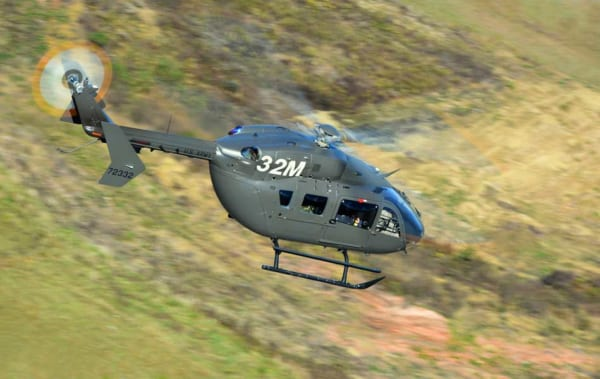 アメリカ陸軍がUH-72Aラコタを35機追加発注