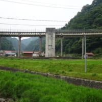 さらばJR三江線 「天空の駅」宇都井駅の最後の1…