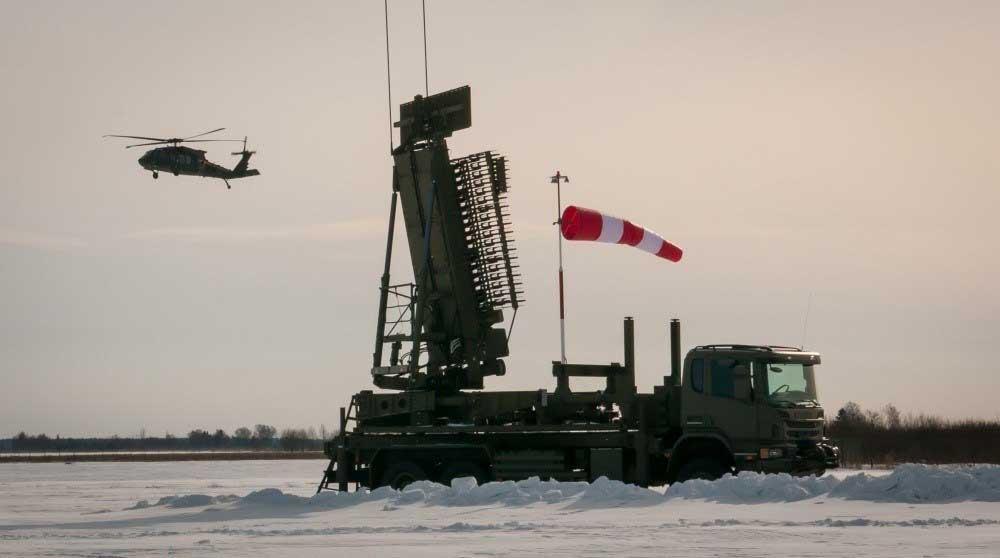 ラトビアの新型警戒監視レーダー、導入試験終了