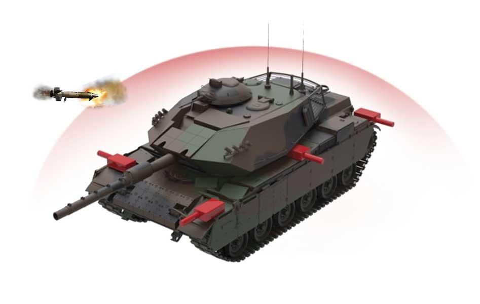 ミサイルを「迎撃」するトルコの対戦車ミサイル防御システム | おたく ...